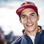 Interview with Marc Marquez