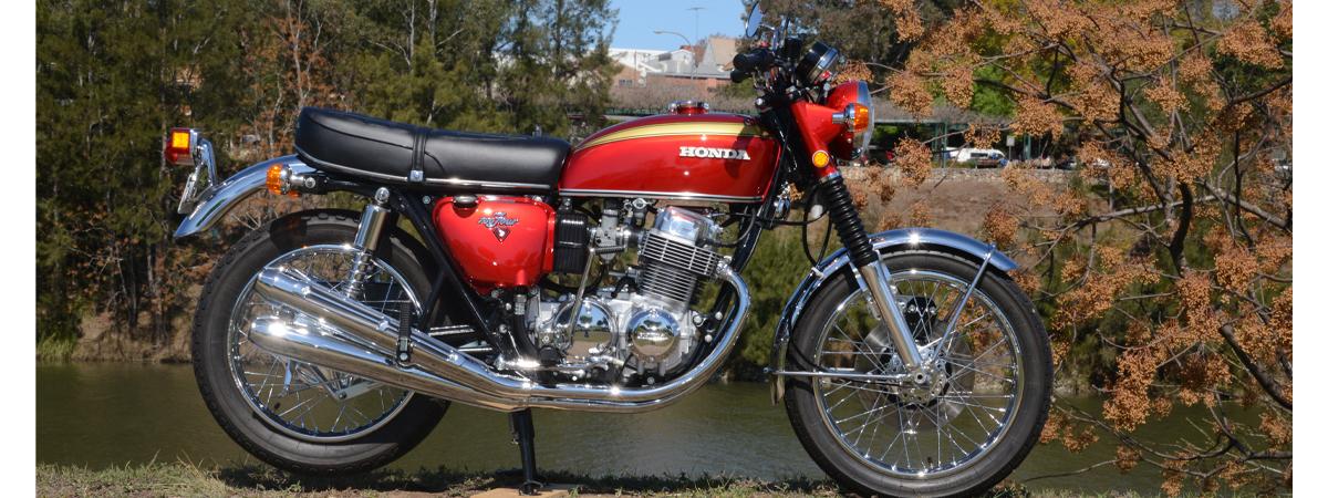 New Honda CB 750 K7 1978 750cc Throttle Cable Push