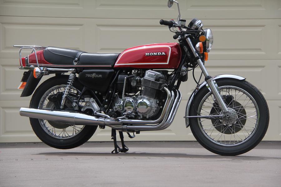 50 Years Of Hondas Cb750 Australian Motorcycle News