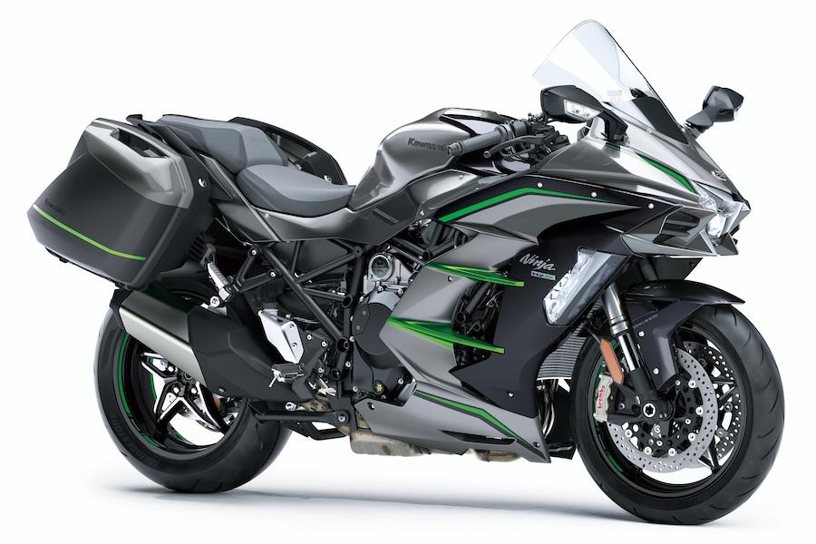 Kawasaki-H2-SX-SE H Wiring Harness on