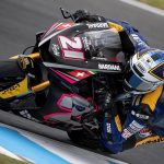 Krummenacher Leads WorldSSP Day One