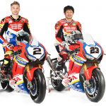 WorldSBK 2019  Moriwaki Althea Honda Team Launch  Honda Racing Colours Break Cover