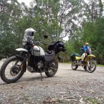 Living with the Royal Enfield Himalayan
