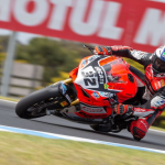 Bayliss fastest in practice