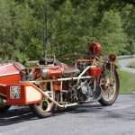 Quickspin - 1928 Böhmerland Touring sidecar