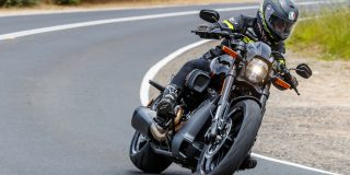 First ride – Harley-D...