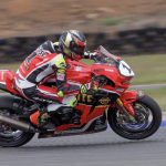 Herfoss Fastest in Rain-Shortened Superbike Practice for Round 2 at Wakefield Park