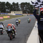 Stauffer's Last-Lap Overtakes Secure YMI Supersport 300 and YMF R3 Cup Victories