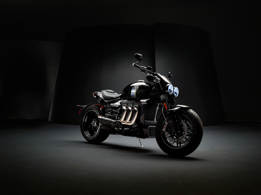 All New 2019 Triumph Rocket 3 Tfc Australian Motorcycle News