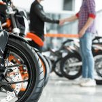 New motorcycle sales down
