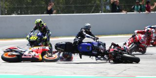 MotoGP: Carnage ensues at R...