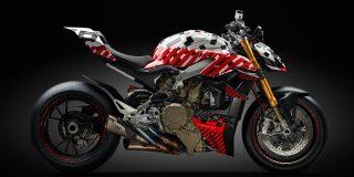 Ducati's Streetfighte...