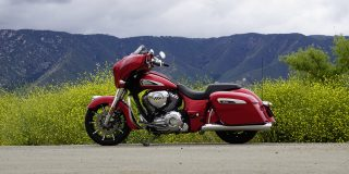 2019 Indian Motorcycle Chie...