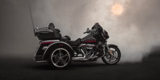 H-D announces first CVO Tri...