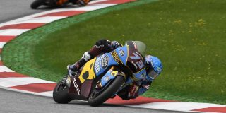 ALEX MARQUEZ RE-SIGNS WITH ...