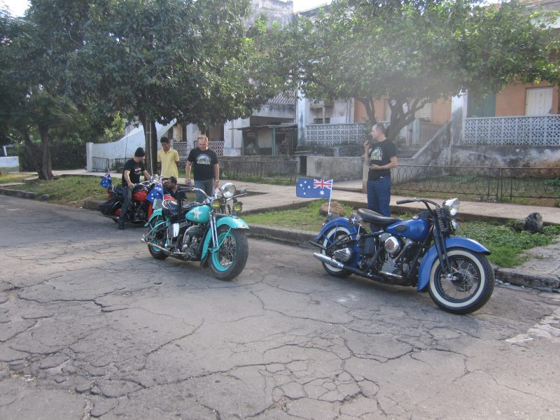 Riding Harley With Blown Head Gasket