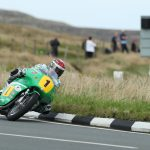 MCGUINNESS CLINCHES FOURTH CONSECUTIVE SENIOR CLASSIC TT RACE