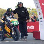 ANSTEY WINS LIGHTWEIGHT CLASSIC TT RACE