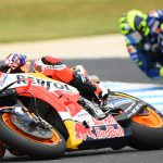 ROSSI AND MARQUEZ FANS GO HEAD TO HEAD AT THE ISLAND