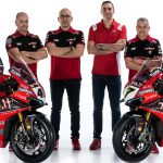 DUCATI WSBK TEAM RIP THE COVERS OFF