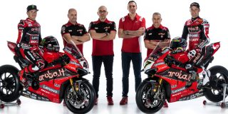 DUCATI WSBK TEAM RIP THE CO...