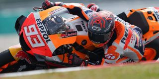 MARC MARQUEZ RE-SIGNS WITH HRC