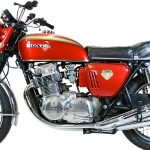 NEW WORLD ORDER: HONDA CB750