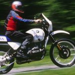 BOXER BEEMER: 1988-1994 BMW R 100 GS