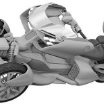 YAMAHA TRIKE DESIGN REVEALED