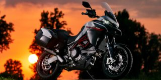 2021 MULTISTRADA 950 S GETS...