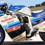 BACK TO THE FUTURE: 1985 SUZUKI GSX-R750 SUPERSTOCK RACER