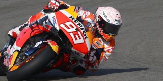 BRADL STEPS UP AS MARQUEZ S...