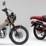 RETURN OF THE POSTIE: HONDA'S NEW CT125