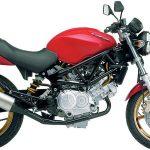 STARTER MOTOR: HONDA VTR250