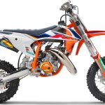 FASTER FIFTY: KTM 50 SX FACTORY EDITION