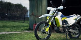 TANKS A LOT: HUSQVARNA 701 ...
