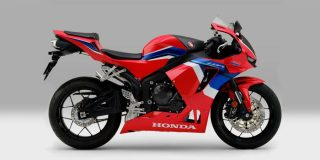HONDA CBR600RR REVAMP CONFI...