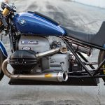 ROLAND SANDS GETS HIS HANDS ON BMW'S R 18