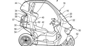 BMW FILES PATENTS FOR ENCLO...