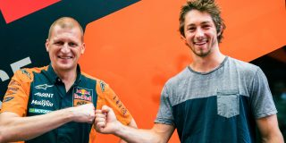 REMY GARDNER JOINS RED BULL...