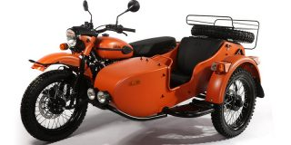 URAL GEAR UP 2WD OUTFIT BOU...