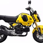ALL NEW HONDA GROM FOR 2021