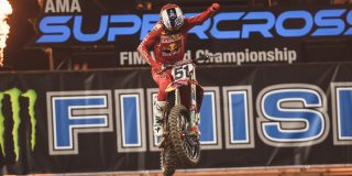 BARCIA AND GASGAS MAKE HISTORY