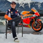 ESPARGARO AND HIS NEW WHEELS