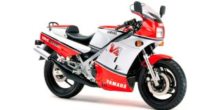 STROKE OF GENIUS: YAMAHA RZ500