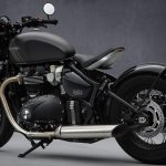 NEW TRIUMPH BOBBER DETAILS RELEASED
