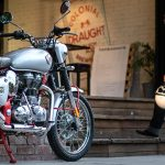 OVERRIDING ROYALTY: ROYAL ENFIELD CLASSIC 500 TRIALS WORKS REPLICA