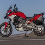 THE UPRISING: DUCATI MULTISTRADA V4 S