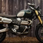 STEVE MCQUEEN EDITION JOINS TRIUMPH'S UPDATED 2021 SCRAMBLER RANGE