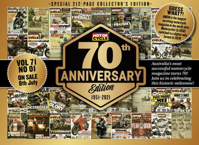 Happy 70th birthday AMCN - 2